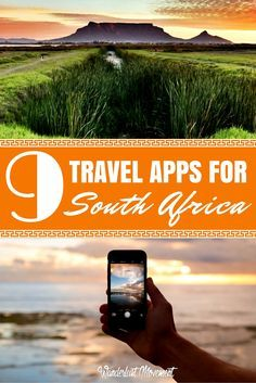 9 Best Travel Apps for Travel in South Africa | Is South Africa on your bucket list? If so, here are 9 apps you need to download when you visit to help make your trip easier, safer and that much more interesting. Click to find out which apps made it onto my list or pin it and save it for later. | South Africa Travel | Travel Tips