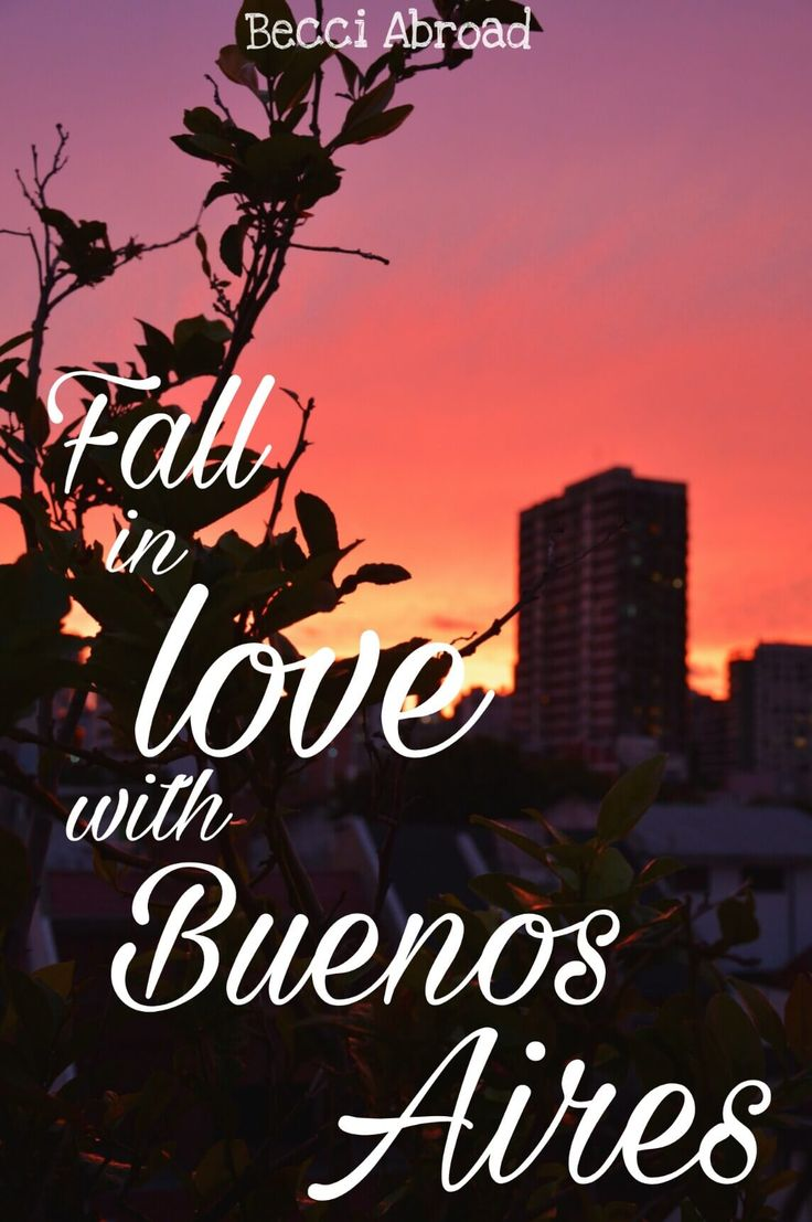 Why does Buenos Aires fascinates me so much? Keep on reading, and I will try to explain you why I fell in love with the Argentine capital!