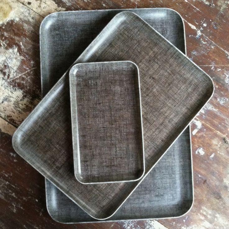 shop fog linen — Linen Tray: Natural