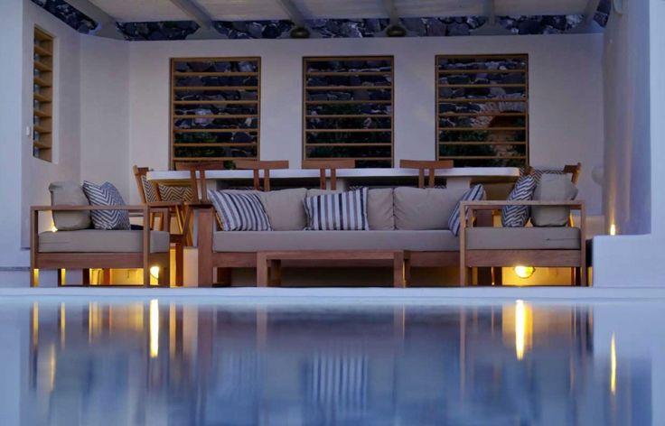 Ambassador | Aegean Luxury Hotel & Suites | Santorini | Greece