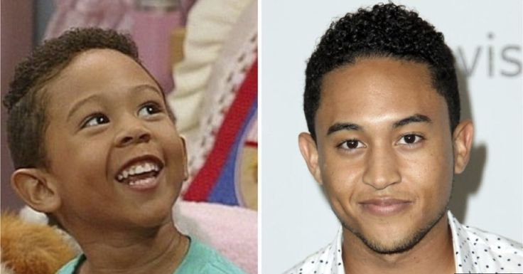 full house then and now | Tahj Mowrey (Teddy)