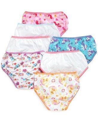 c01c04d77 Disney My Little Pony Cotton Underwear