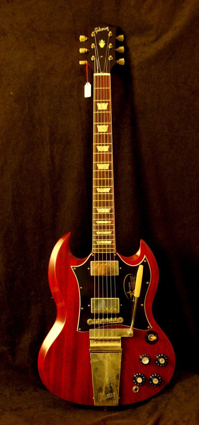 Gibson SG - Shared by The Lewis Hamilton Band - https://www.facebook.com/lewishamiltonband/app_2405167945  -  www.lewishamiltonmusic.com