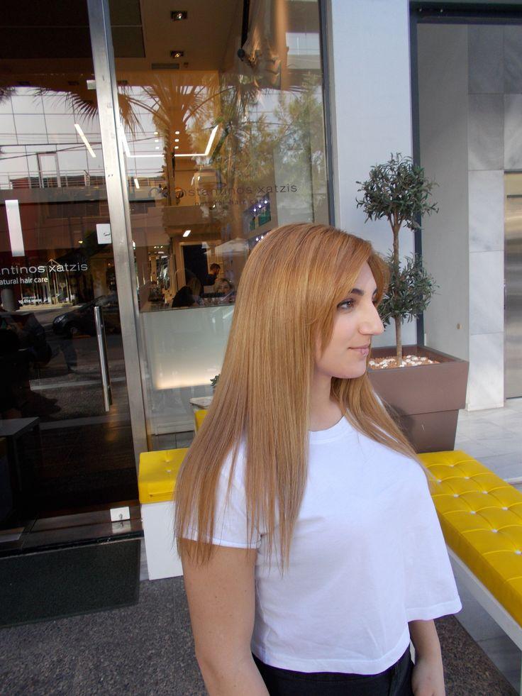 Τα ξανθα μαλλια ταιριάζουν σε όλα τα πρόσωπα! #χτενισματα #ξανθαμαλλια