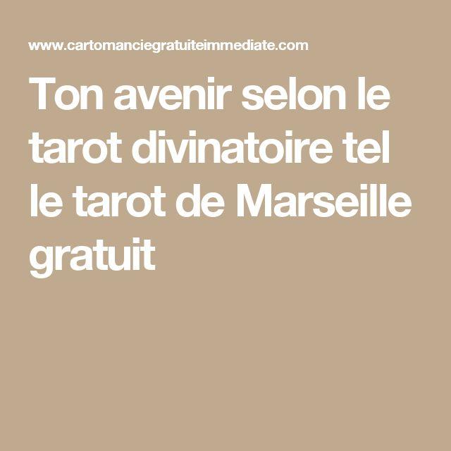 6e69471cbff449 Ton avenir selon le tarot divinatoire tel le tarot de Marseille gratuit    Tarot amour   Pinterest   Tarot, Le tarot et Marseille