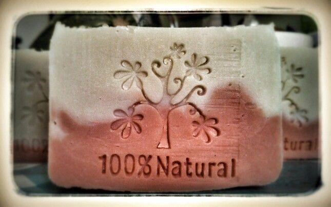 100% natural soap