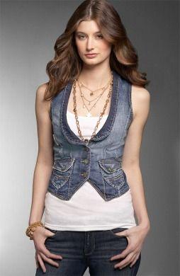 Tendencias en chalecos 2012: ¡modelos, combinaciones y cómo llevarlos! | Web de la Moda