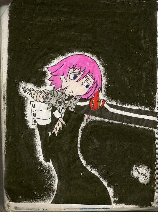 Chrona and Ragnarok Sword Form by Hikarol-chan on DeviantArt