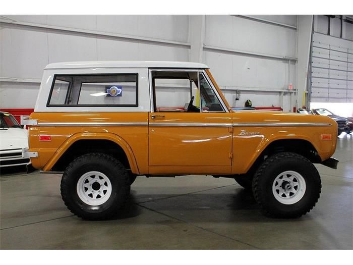 76 Bronco Classic Ford Broncos Ford Bronco Ford Bronco For Sale