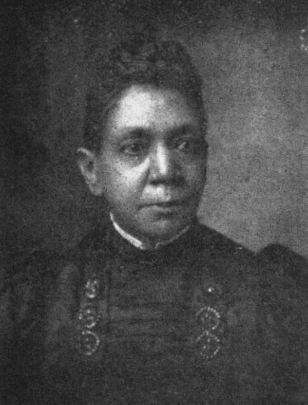 Fanny Jackson Coppin was born a slave in 1837. Her freedom was purchased by her aunt. In 1860, she enrolled in Oberlin College where she excelled academically in the men's course of studies, earning a Bachelor's Degree. She taught reading and writing to freed slaves at night. Later, she taught at Philadelphia's Institute for Colored Youth (Cheyney Univ. of Penn.) and later became Principal, the first African-American woman school principal in the U.S..