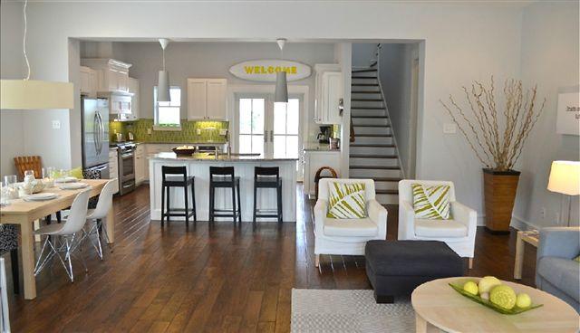 Aquarius Beach House Open Floor Plan A Vacation Rental In
