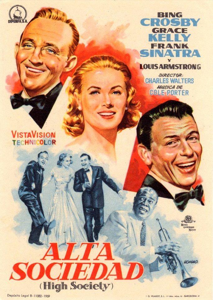"""Alta sociedad (1956) """"High Society"""" de Charles Walters - tt0049314"""