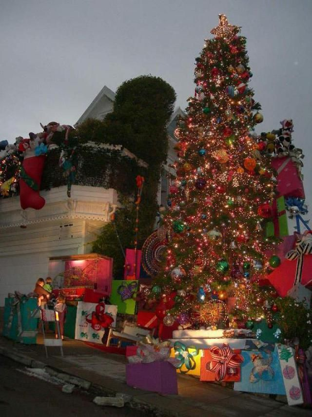 Holiday Events and Activities in San Francisco: Dazzling Christmas Trees & Holiday Decor