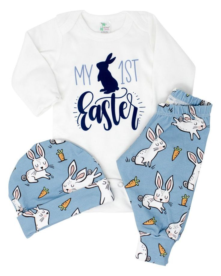9911411ef My 1st Easter Graphic Onesie   Easter   Baby easter outfit, Newborn ...