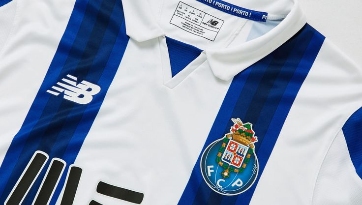 FC Porto 16/17 Home by New Balance
