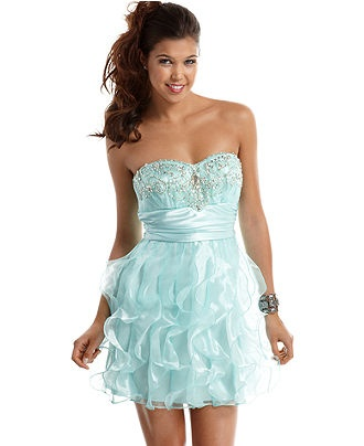 46 best Dresses images on Pinterest | Homecoming dresses, Junior ...