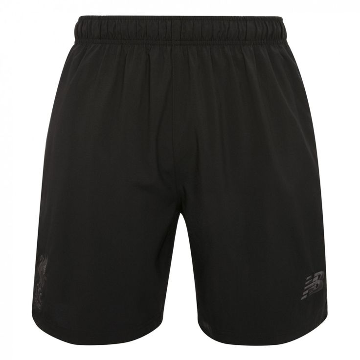Buy LFC Mens Black Woven Training Shorts 17/18 | Liverpool FC Official Store
