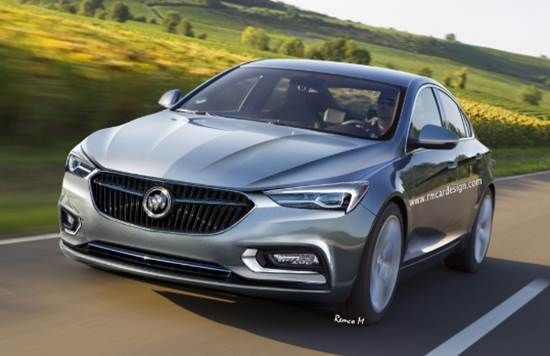 2017 Buick Grand National >> 2020 Buick Regal GS Redesign, Release Date And Price ...