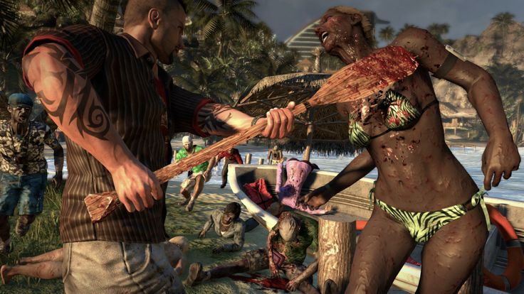 Dead Island screenshot