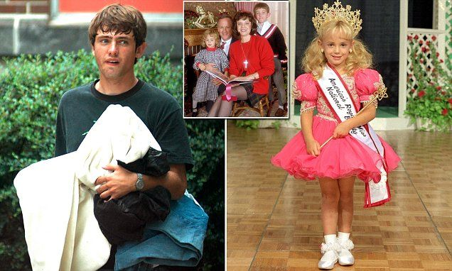 JonBenet Ramsey's father discusses how he protected his young son