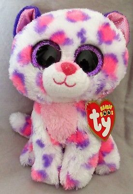 Ty 19203  Serena The Leopard - Ty 6 Beanie Boos - New With Mint Tags -  Justice Exclusive -  BUY IT NOW ONLY   38.75 on  eBay  serena  leopard   beanie ... 679c0c961760