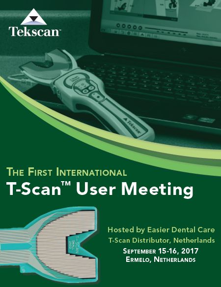 T-Scan User Meeting | Netherlands | Europe | 2017