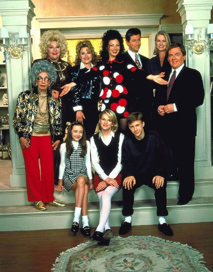 The Nanny...its like a FINE WHINE...haha get it...oh so funny  One of my all time fav shows.