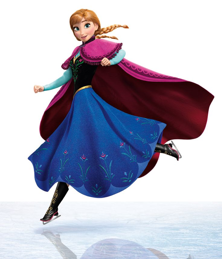 Which Winter Sport Would the Frozen Characters Compete In?   Oh My Disney