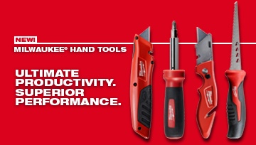 Milwaukee®  Hand Tools  http://www.milwaukeetool.com/tools/hand-tools