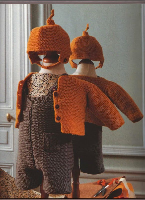 Haute Couture Pour Bébé - Les tricots de Loulou - Álbuns Web Picasa