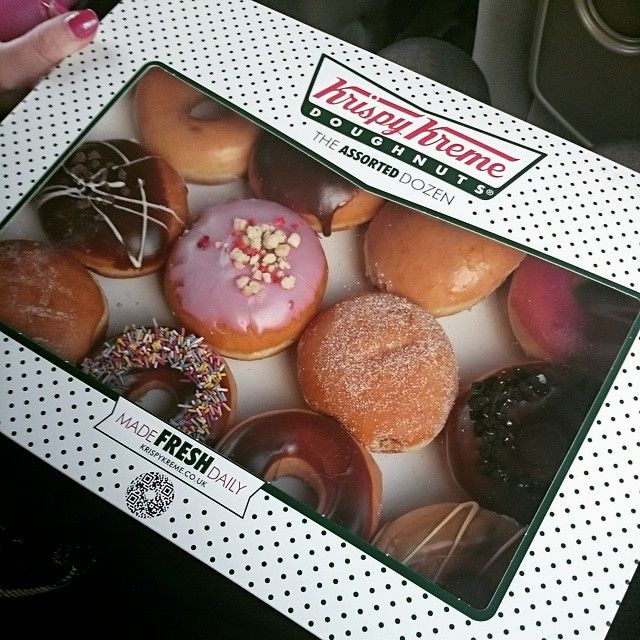 Doughnuts #thursdaytreats