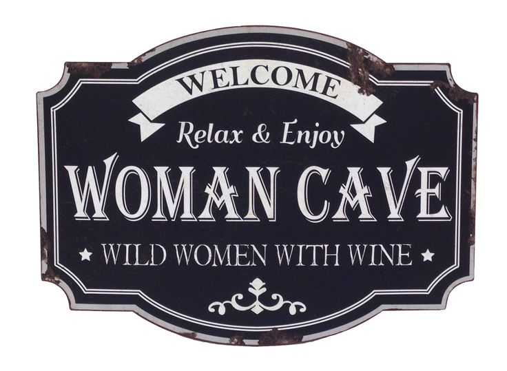 Woman Cave Signs For Garage : Ideas about woman cave on pinterest she sheds