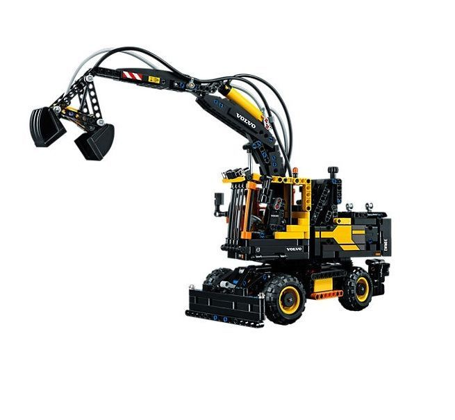 Lego Technic Volvo EW160E Authentic Building Toys Replica Model #LEGO