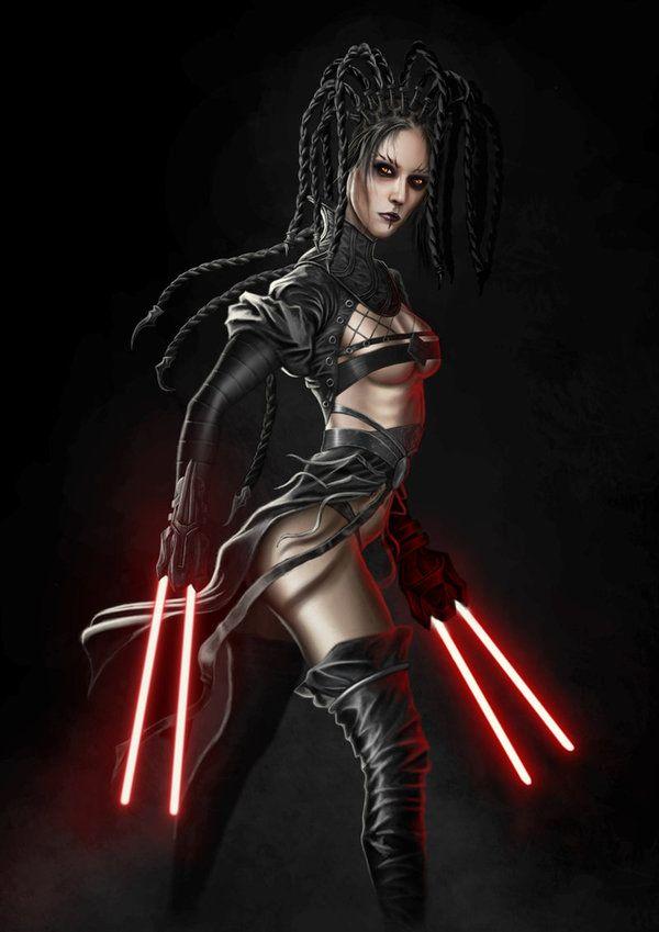 Sith Assassin by TSABER on DeviantArt