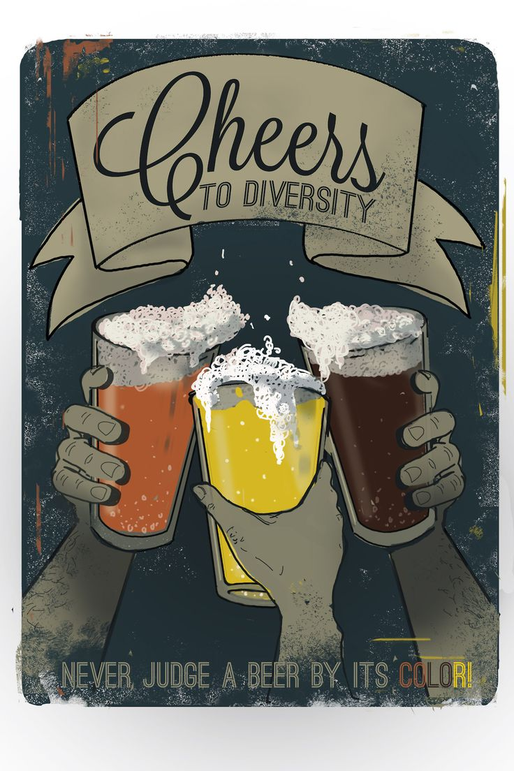 Diversity is what craft brewing is all about! Drink it up people!