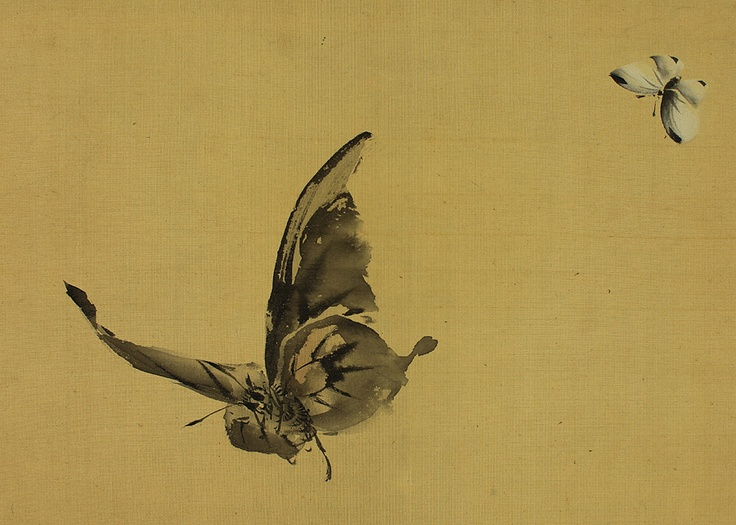 Less is more in 1700s japan...love...