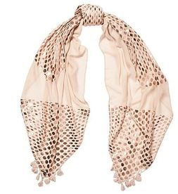 Fashion - Mimco Scarf in 'Pancake'
