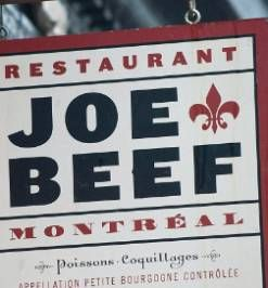 Joe Beef reservations in Montreal, QC | OpenTable