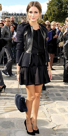 Dress with jacket | Paris Fashion Week: Spring 2013