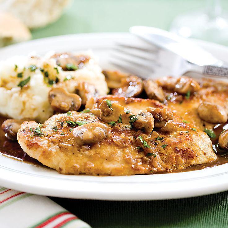 Chicken Chasseur America S Test Kitchen