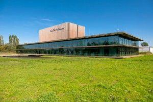 NIOO-KNAW, Wageningen - architect: Claus en Kaan architecten