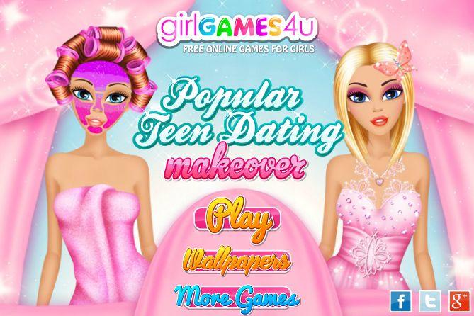 #Welove: being #popular! http://www.girlgames4u.com/popular-teen-dating-makeover-game.html ***  #Game's link: http://www.girlgames4u.com/popular-teen-dating-makeover-game.html ✿ ✿ ✿