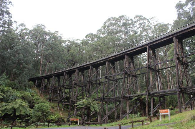 http://www.weekendnotes.com/noojee-trestle-bridge-walk-neerim-crossover/
