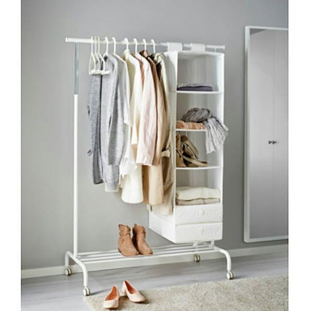 Det lär nog bli en sådan här givet att garderoben kanske inte är urfräsch.