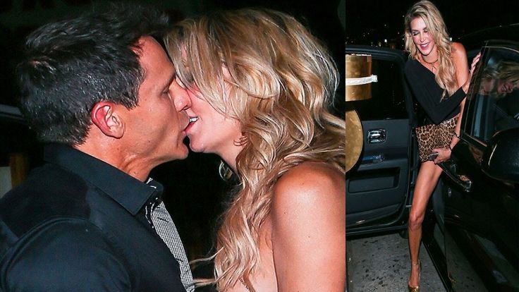 Brandi Glanville Puts on Amorous Display With Megarich New Beau in LA
