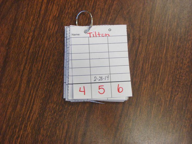 kindertrips: Math Their Way