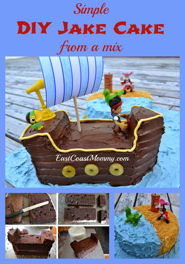 This cake is adorable and the instructions are simple and easy to follow. Anyone could make this cake!