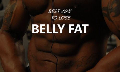Best Way To Lose Belly Fat For Men