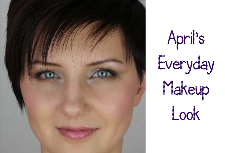 A great look for work, school, or wherever! I used Madison Street Cosmetics minerals and Sappho cosmetics.