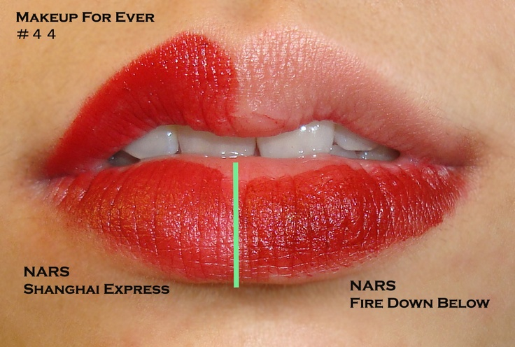 Nars Shanghai Express Fire Down Below Style Made Up